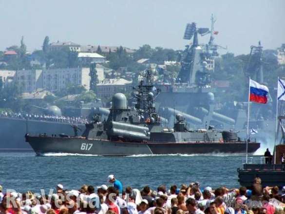 Россия усилит свою группировку в Крыму в ответ на действия НАТО | Русская весна