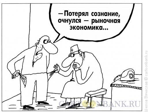 Экономика и финансы: Рыночная экономика не подходит для России