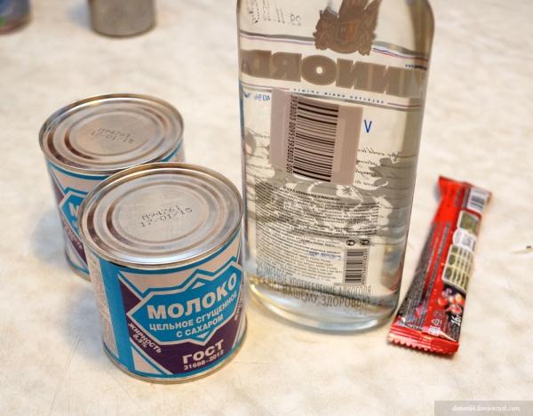 Вместо школьных обедов в Самарской области закупают водку и сгущенку