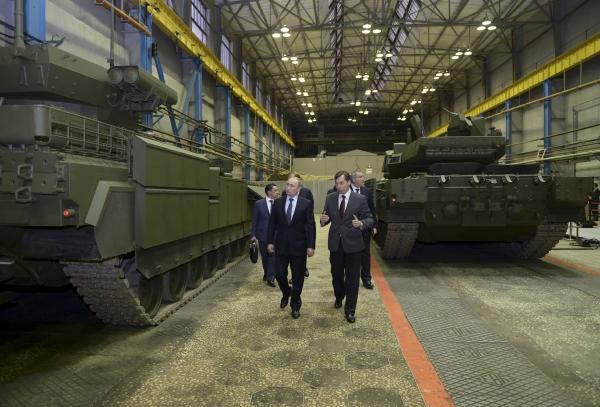 СМИ: роботизированное оружие России заставляет Пентагон нервничать
