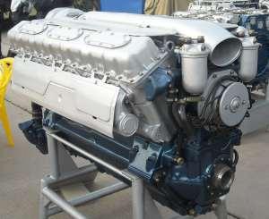 Современный российский дизельный двигатель.
