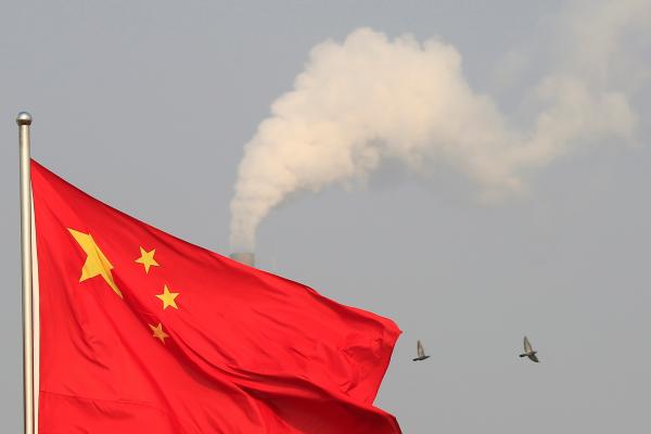 В Китае появился памятник советским воинам