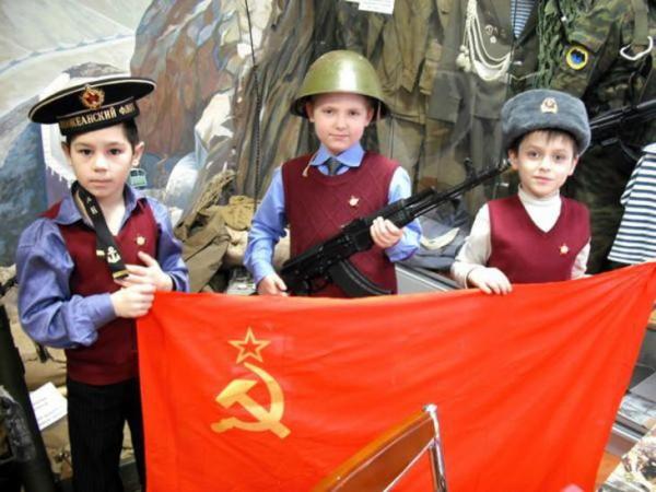 В России утвердили госпрограмму по патриотическому воспитанию граждан