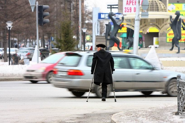 Власти мешают инвалидам жить спокойно