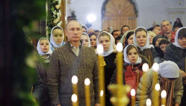 Чего хочет Россия, того хочет Бог